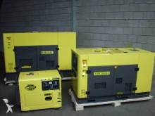 Material de obra gerador Gen Set 5.5 up to 135 KVA