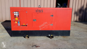 Himoinsa HFW-60 T5 INS50HZ 400/230V construction used generator