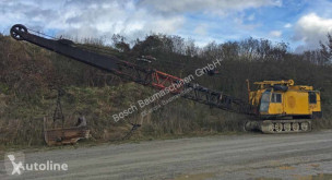 Pipelayer MENCK M154 – Cable excavator / Seilbagger