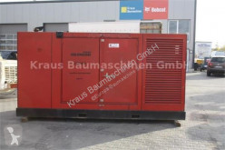 Iveco Stromerzeuger 135 KVA construction used compressor