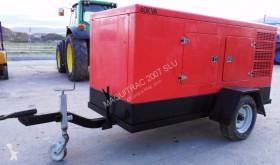 Used generator construction Himoinsa HIW 60