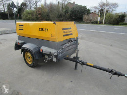 Atlas Copco XAS 57 DD - N - R compresor second-hand