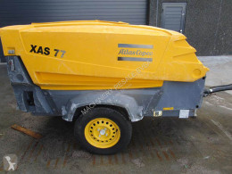 Atlas Copco XAS 77 DD compresor second-hand