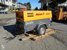 Atlas Copco xas97 construction used compressor