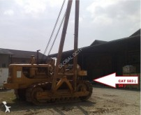 Material de obra pipelayer usado Caterpillar D8 H ( M583 )