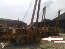 Material de obra pipelayer usado Caterpillar 572 C ( D7 )