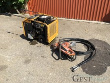 Partner HP 40 construction used floor saw