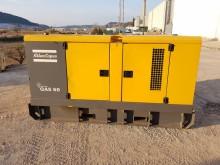 Строителна техника Atlas Copco QAS60 електрически агрегат втора употреба