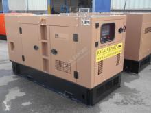 matériel de chantier Ricardo 45 KVA Generator Silent Unused New