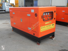 nc Generator Set GF3- 40 KVA Silent Unused New construction