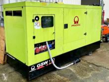 Строителна техника Pramac GSW110 електрически агрегат втора употреба