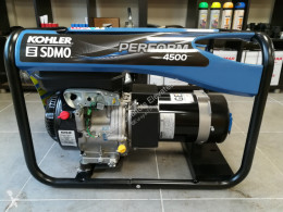 SDMO perform 4500 construction used generator