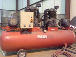 Used compressor construction nc BROWN LT 500