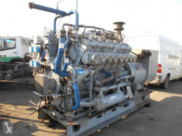 Aman 530 construction used generator