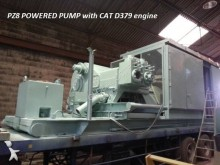 Gardner Denver PZ8 POWERED used water pump