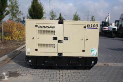 matériel de chantier Doosan G100