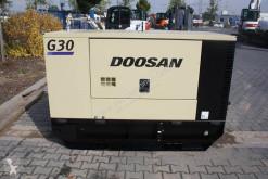 matériel de chantier Doosan G30