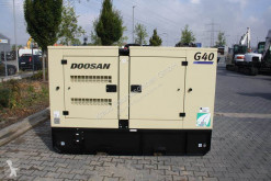Doosan G40 construction used generator