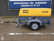 Atlas Copco XAS 47 DD - G construction used compressor