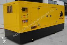 Groupe électrogène Iveco MEC-ALTE BI-140 (125 KVA)