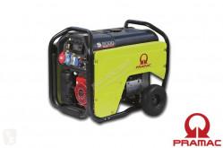 utilaj de şantier Pramac S8000 230/400V 4/8.3 kVA