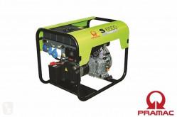 vägbyggmaterial Pramac S6500 230V 5.9 kVA