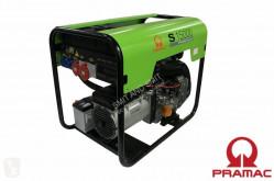 vägbyggmaterial Pramac S15000 230/400V 5.4/15.4 kVA