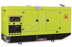 matériel de chantier Pramac GSW420V VOLVO 420 KVA | SNSP1135