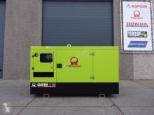 matériel de chantier Pramac GSW 110 KVA - Iveco