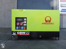 Pramac施工设备 GBW 22 KVA - Yanmar