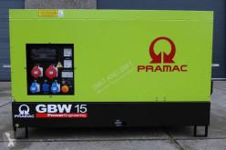 matériel de chantier Pramac GBW 15 KVA PERKINS | SNS846