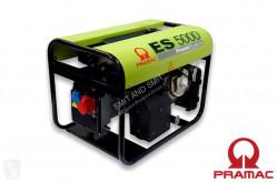 vägbyggmaterial Pramac ES5000 400/230V 6.3/3.8 kVA