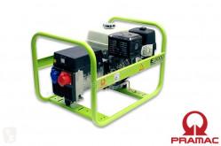 строительное оборудование Pramac E8000 400/230V 8.3/4 kVA