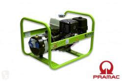 Pramac E8000 PETROL 230V - 7.2 kVA construction