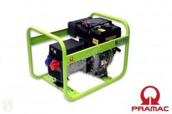 material de obra Pramac E6000 400/230 6.9 / 4 kVA