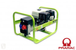 vägbyggmaterial Pramac E5000 400/230V 6.3/3.8 kVA