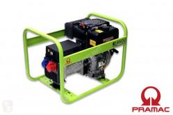 matériel de chantier Pramac E4500 400/230V 4.7/3.1 kVA