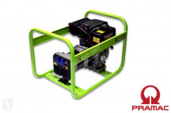 Pramac施工设备 E4500 230V 3.9 kVA