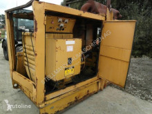 Caterpillar construction used generator