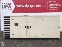 Doosan Canopy only for 825 kVA Genset - DPX-99055 construction