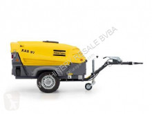Atlas Copco XAS 97 DD - N PE WHEELS construction used compressor