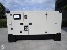 Material de obra Perkins STAMFORD 80 kVA Noodaggregaat grupo electrógeno usado