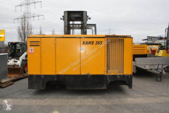 Atlas Copco XAHS 365 compresor second-hand