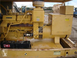 Caterpillar 400 KVA 3412 construction used generator