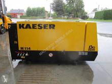 matériel de chantier Kaeser M 114 - N