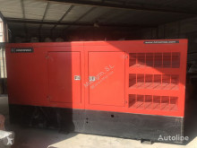 Himoinsa hpw 250 construction used generator