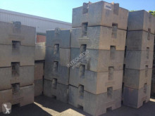 Used formwork construction Hussor INTEQUEDIS
