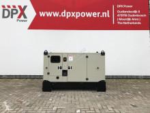 Mitsubishi 40 kVA Generator - Stage IIIA - DPX-17802 construction