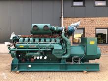 Material de obra Perkins 4016 TEG1 1740 kVA 4016 TEG1 Leroy Somer 1740 kVA Powerplant generatorset grupo electrógeno usado