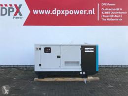 Matériel de chantier groupe électrogène Atlas Copco QIS 110 - 110 kVA Generator - DPX-19407